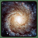 Галактика Live Wallpaper