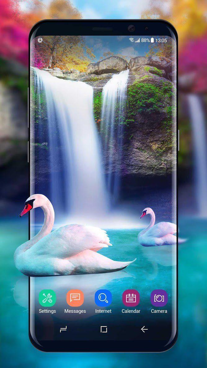 Красивые Водопады скриншот 1
