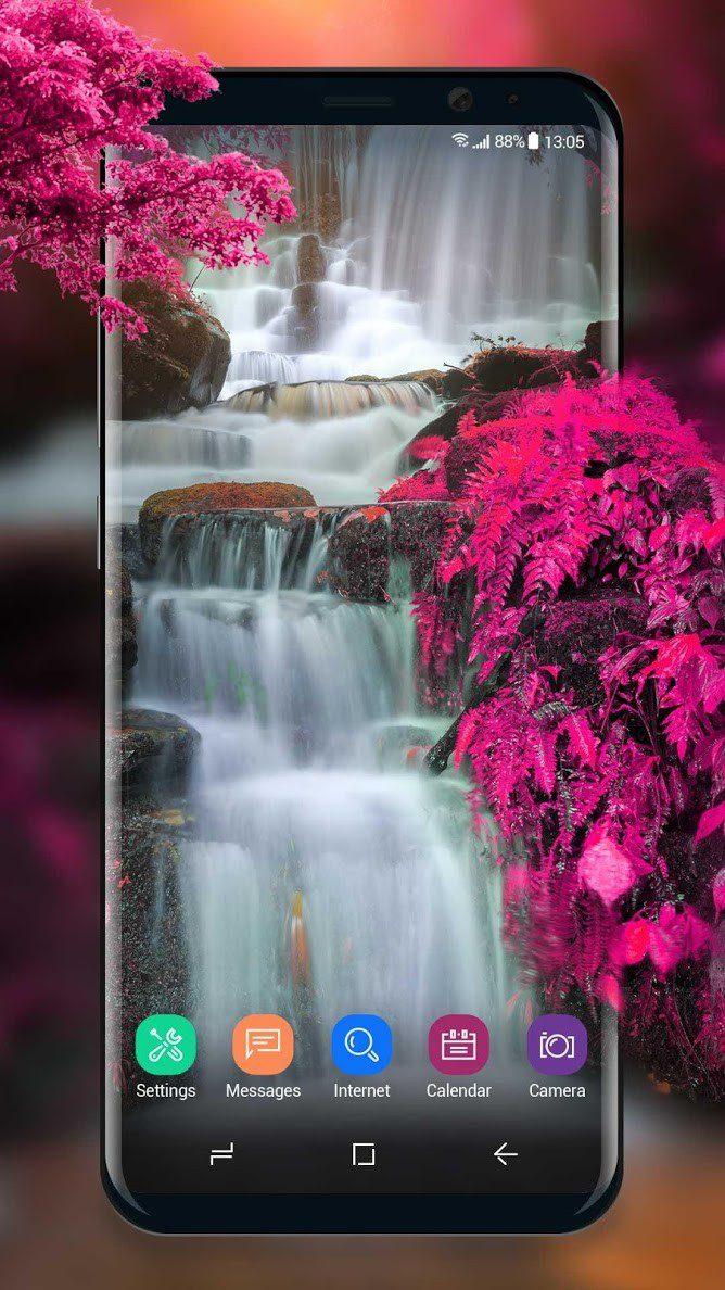Красивые Водопады скриншот 4