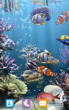Настоящий аквариум – HD скриншот 1
