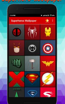 SuperHeroes скриншот 1