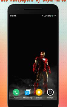 SuperHeroes скриншот 3
