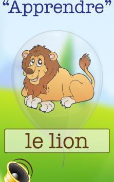 Уроки французского для детей скриншот 1