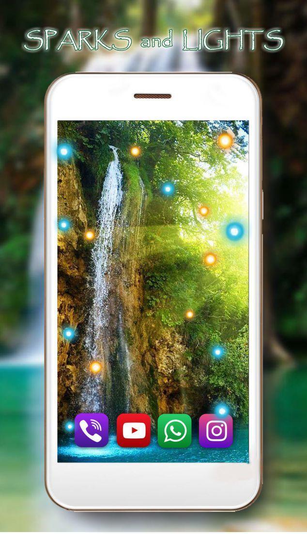 Водопад Звуки скриншот 4