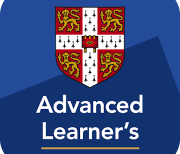 Cambridge Advanced Learner's Dictionary, 4th ed. logo
