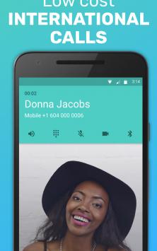 FreeTone Free Calls & Texting скриншот 4
