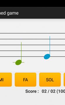 NotesDeMusique (Учимся читать ноты) скриншот 4