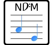 NotesDeMusique (Учимся читать ноты) logo
