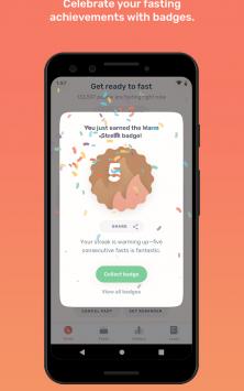 Zero - Fasting Tracker скриншот 4