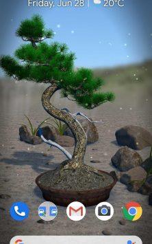 Бонсай 3D скриншот 1
