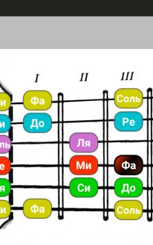 Ля-Ля-Фа эти ноты - чтение нот, Метроном и Тюнер скриншот 3