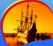 корабль logo