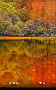 Осень акварель скриншот 1