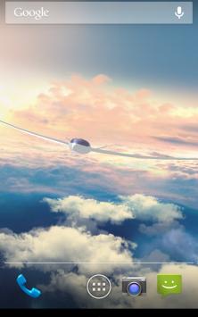 Полет в облаках 3D с погодой скриншот 4