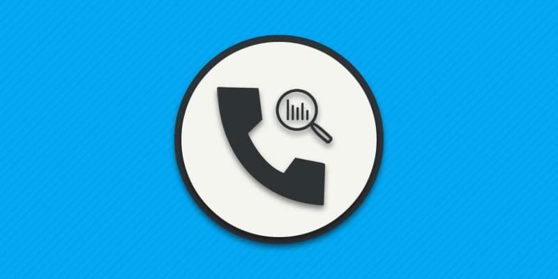 Как сделать детализацию звонков.