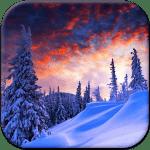 Зимняя Природа живые обои