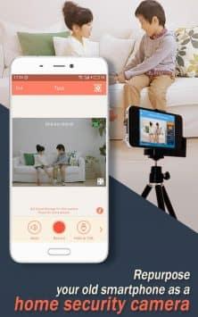 AtHome Camera: Home Security скриншот 1