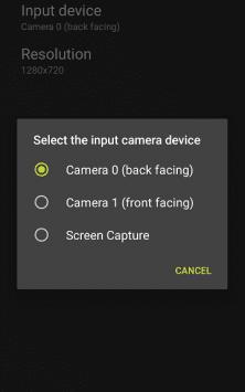 CamON Live Streaming скриншот 4
