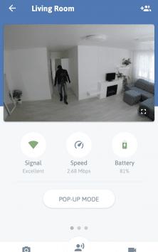 Cawice™ - моя бесплатная камера наблюдения скриншот 3