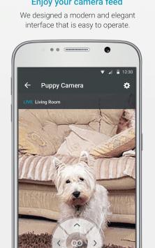 DLink IP Cam Viewer by OWLR скриншот 1