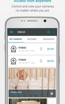 DLink IP Cam Viewer by OWLR скриншот 2