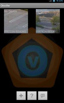 ONVIF контроль и управление IP видеокамерами скриншот 2