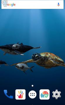 3D Sea Fish скриншот 1