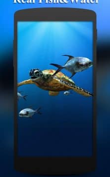 3D Sea Fish скриншот 3
