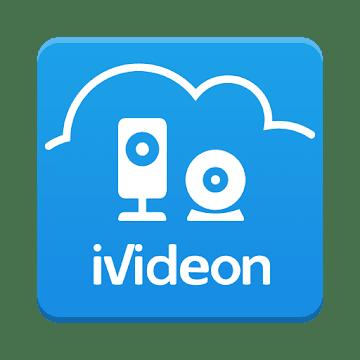 Видеонаблюдение Ivideon logo