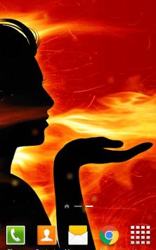Огонь скриншот 2