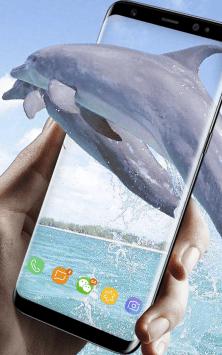 Перемещение голубых дельфинов скриншот 2