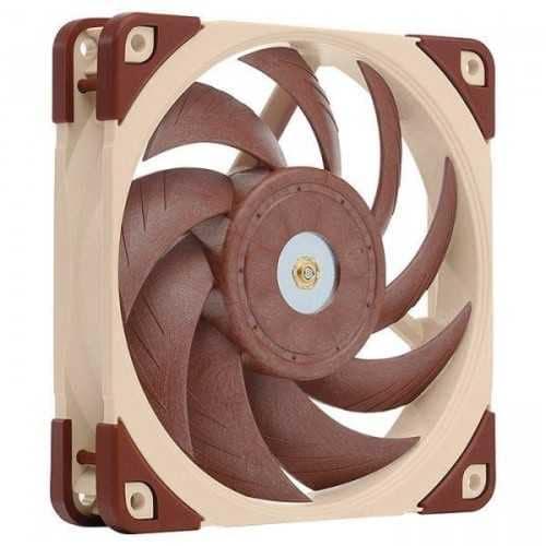 Вентилятор Noctua NF-A12X25 PWM. Оптимальное сочетание воздушного потока и статического давления.