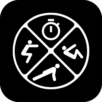 Табата. Интервальные тренировки дома logo