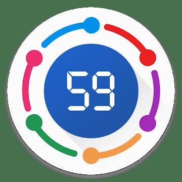 Табата таймер & Фитнес тренировки для дома logo