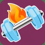 Тренировки сжигание жира - Худеем за 30 дней дома