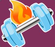 Тренировки сжигание жира - Худеем за 30 дней дома logo
