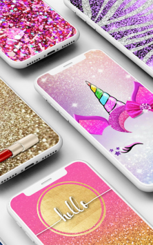 Glitter Wallpapers скриншот 1