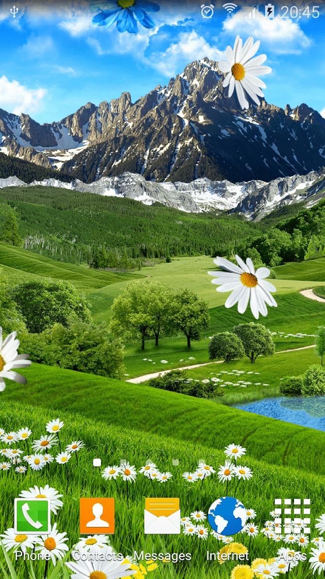 Летний Пейзаж скриншот 3