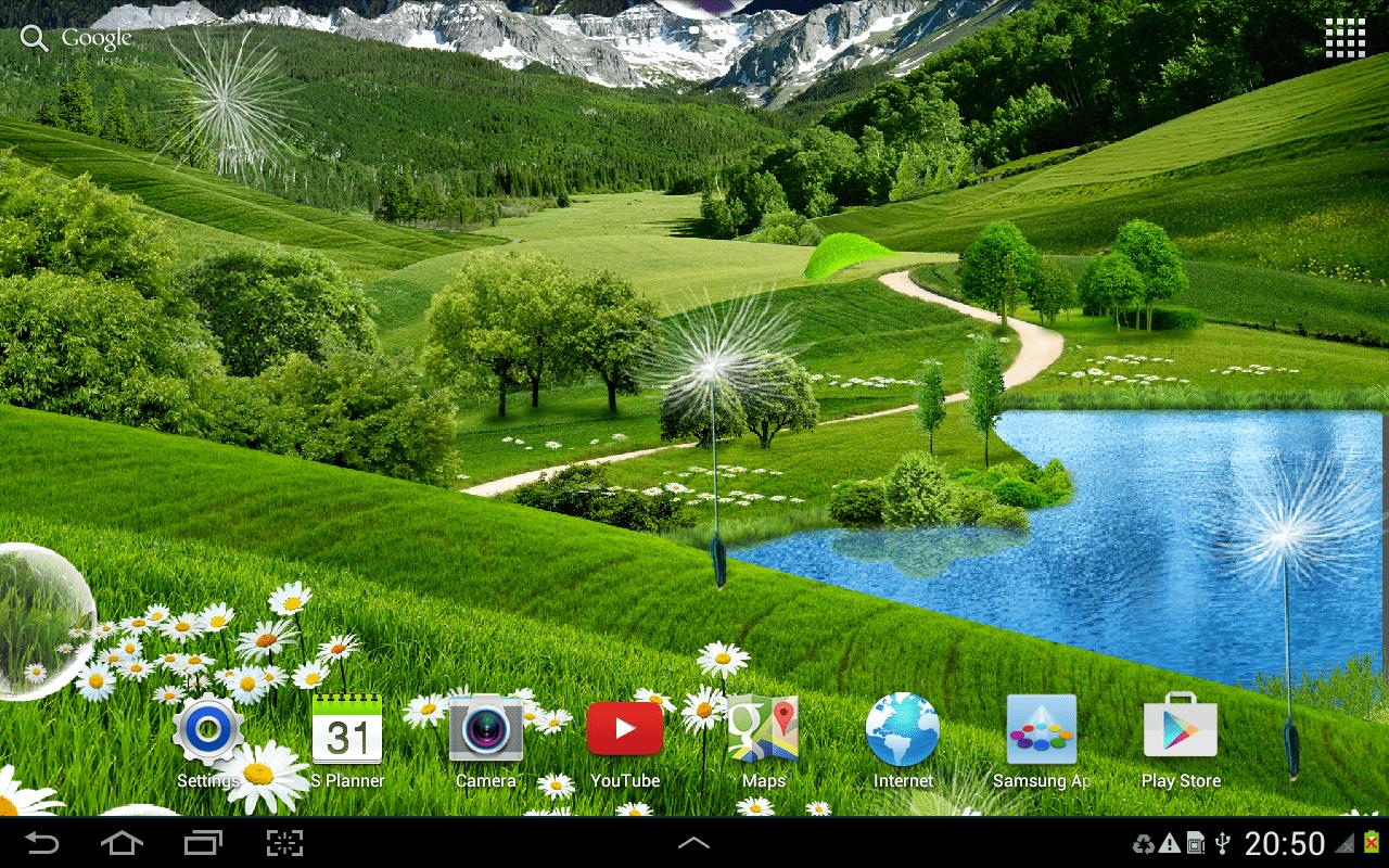 Летний Пейзаж скриншот 4
