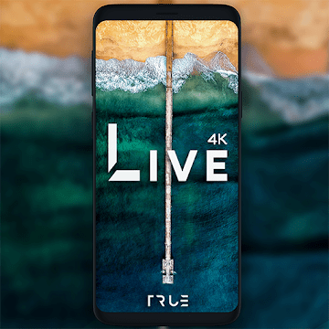 Live Wallpapers - 4K Wallpapers logo