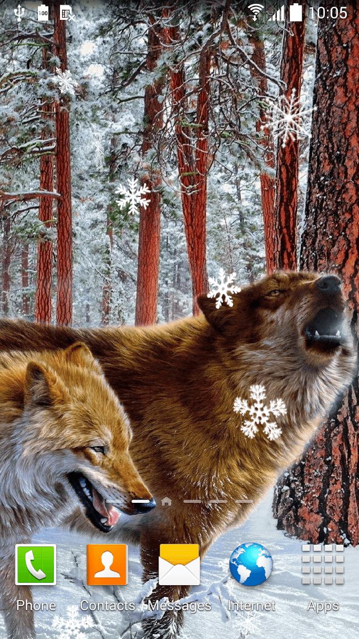 Зимние скриншот 4