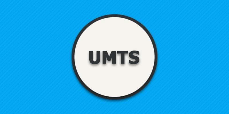 Что такое UMTS