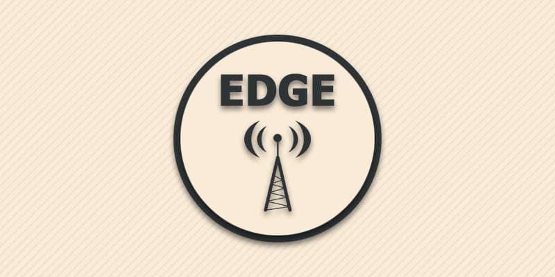 Что такое EDGE.
