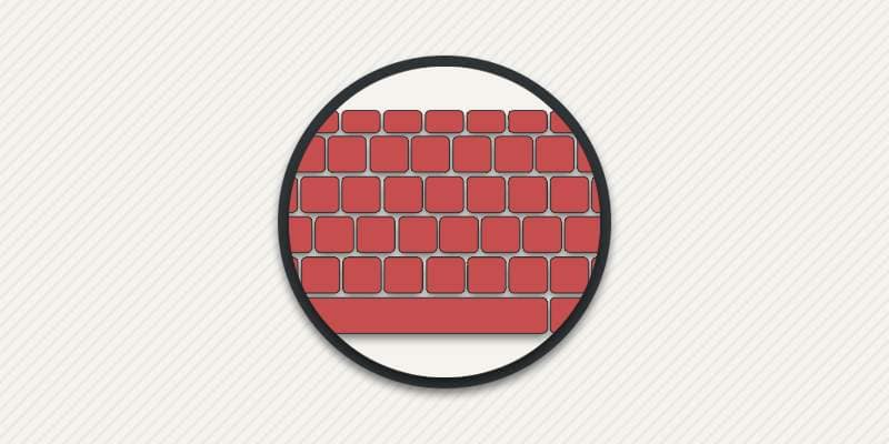 не работает клавиатура на ноутбуке.