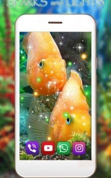 Аквариум Золотой Рыбки скриншот 2