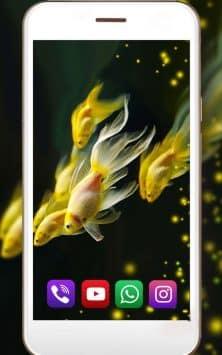 Аквариум Золотой Рыбки скриншот 4