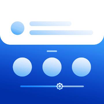 Bottom Quick Settings - Настройка уведомлений logo