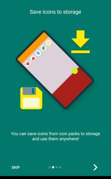 Iconzy - Icon Pack Utilites + KLWP Plugin скриншот 1