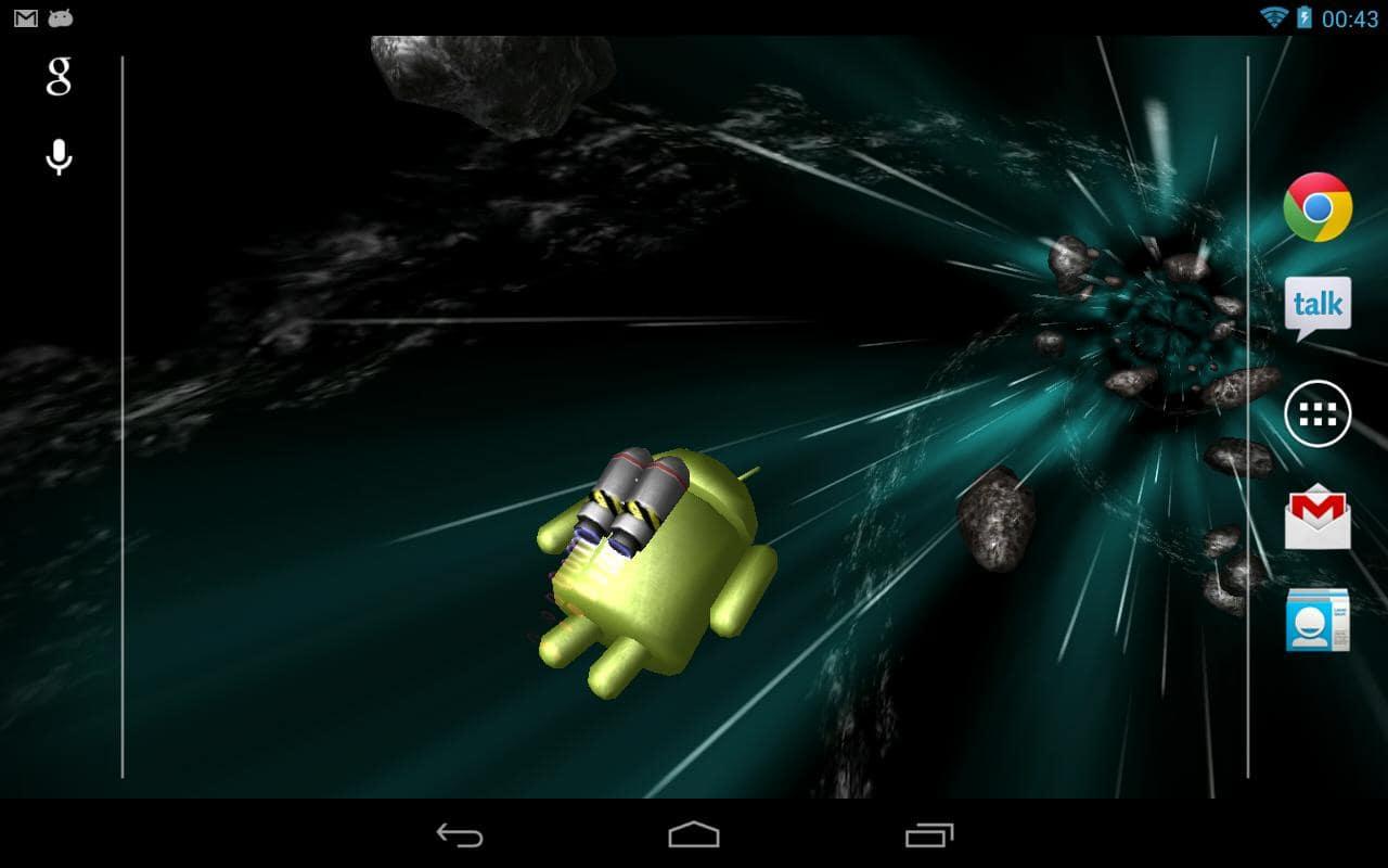 Jumpgate Free скриншот 1