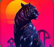 Неоновые животные живые обои 3d: темы и обои logo